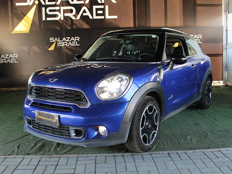 Mini COOPER PACEMAN  S 4X4 1.6 AT 2015