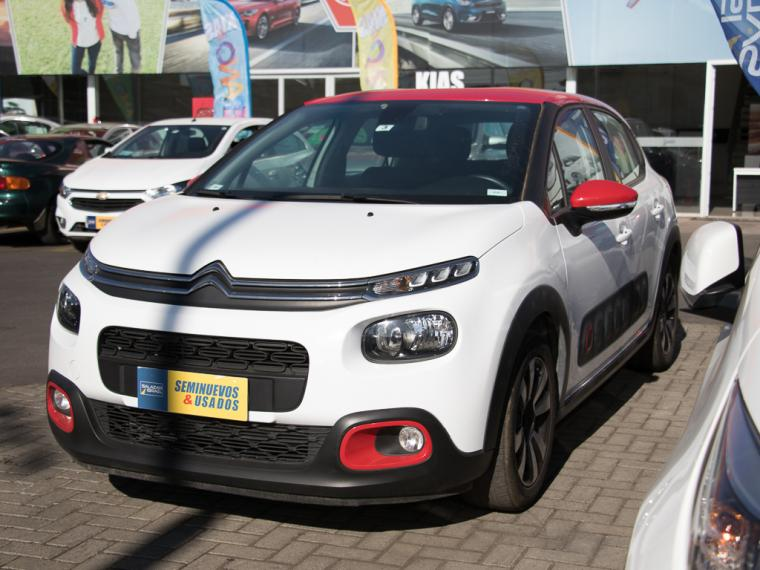 CITROEN C-3 C3 HDI HATCH BACK 1.5 2019