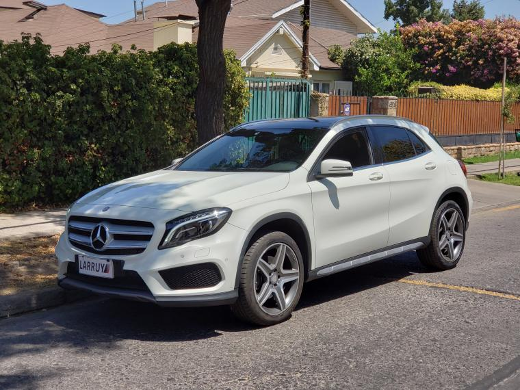 MERCEDES BENZ GLA 250 2016