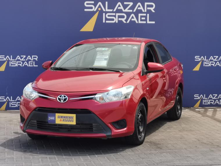TOYOTA YARIS ALL NEW YARIS 1.5 MT BNC GLI 2AB ABS 2018 2018
