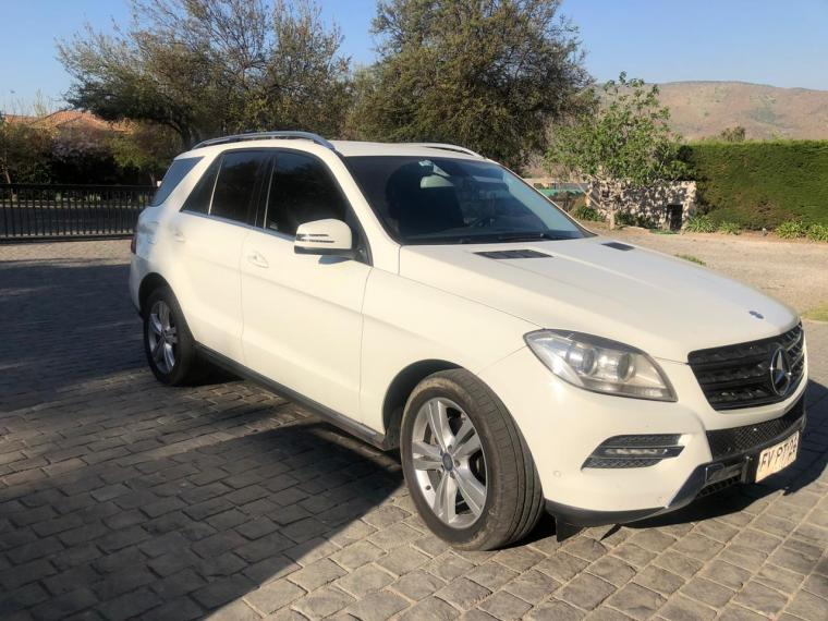 Mercedes benz Ml 250 Ml 250 Blue Tec Disel 2013  Usado en GT Autos