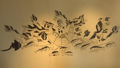 Museo de Arqueología ofrece didáctica muestra sobre la importancia del mar en las antiguas culturas del Perú