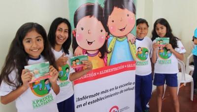 Surco: más de 1000 estudiantes reciben evaluación integral
