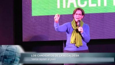 Elecciones 2014: Susana Villarán presentó a sus 23 candidatos para las elecciones en Lima