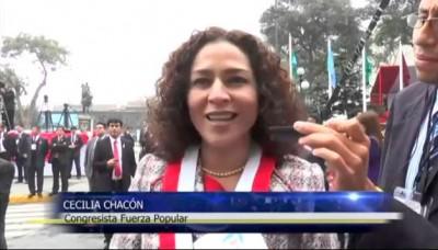 """Fiestas Patrias: Congresistas de la oposición opinan que mensaje presidencial es """"más de lo mismo"""""""