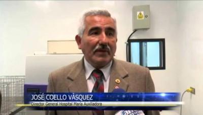 Inauguran laboratorio clínico en centro de Tuberculosis del hospital María Auxiliadora