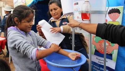 Se realizó campaña de salud en San Genaro II, en Chorrillos