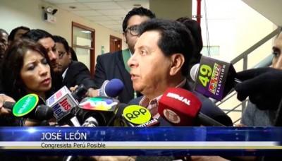 Perú Posible no respalda a Ana María Solorzano para la presidencia del Congreso
