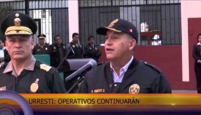 Ministro del Interior Daniel Urresti no piensa en renunciar