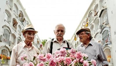 """Película """"Viejos Amigos"""" tuvo más de 85 mil espectadores en su primer fin de semana"""