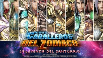 """Película de """"Los Caballeros del Zodíaco"""" se estrena en Lima el 11 de setiembre"""