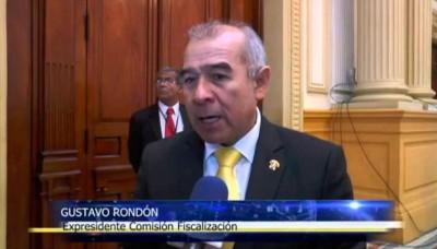 Congreso de la República aprobó cuadro de comisiones