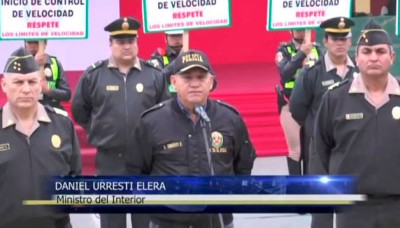 Ministro Urresti: se investigará a narcotraficantes indultados por Alan García