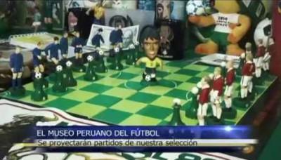 Conoce el Museo Peruano del Fútbol