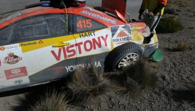 Mario Hart sufre despiste y abandona Caminos del Inca