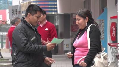 Video del Tinkuy 2014 – Encuentro nacional de niños y niñas del Perú