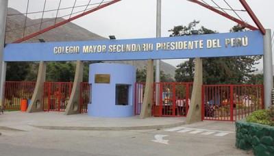 """Directora del Colegio Mayor Secundario: """"Obtener la acreditación de la calidad educativa es una prioridad"""""""