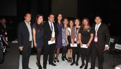 """Feria Expo Textil: Premian a los ganadores del Concurso """"Gamarra Produce 3"""""""