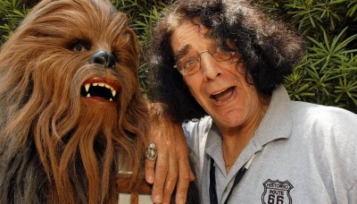 Star Wars: Peter Mayhew, el actor que interpreta a Chewbacca, llegará a Lima