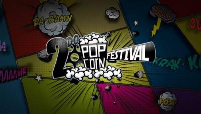 El 2015 llega el Pop Corn Festival, con lo mejor del cine, series, comics