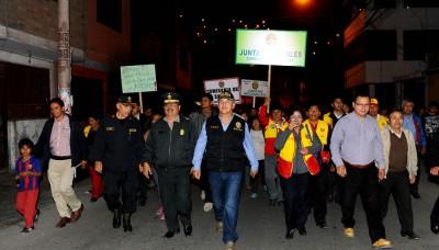 Comisarías de Lima recibirán nuevas computadoras