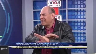 El Estado sí puede intervenir a la FPF, si se comprueban actos de corrupción de Manuel Burga