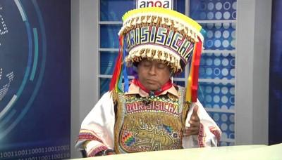 Entrevista: Rómulo Huamaní Qori Sisicha, maestro danzante de tijeras
