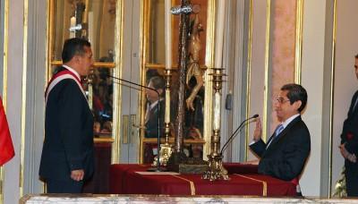 Dr. Aníbal Velásquez Valdivia es el nuevo Ministro de Salud