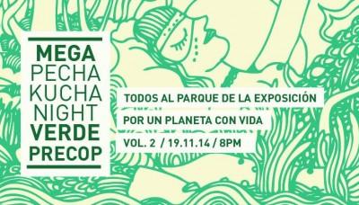 Pecha Kucha Night Lima, el evento sobre cambio climático más grande organizado por la sociedad civil