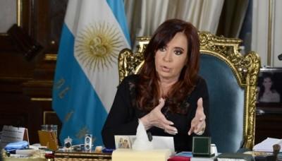 """Cristina Kirchner sobre la muerte del fiscal Nisman: """"El suicidio (que estoy convencida) no fue suicidio"""""""