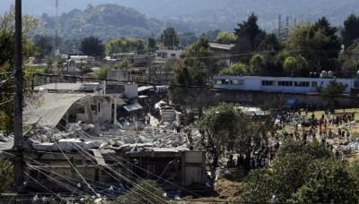 México: Explosión en Hospital Materno Infantil deja dos muertos y más de 60 heridos