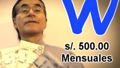 Áncash: Bono de 500 soles o huelga.  Promesa de campaña le pasa factura a Waldo Ríos