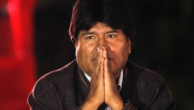"""Evo Morales: """"Las mujeres son más inteligentes"""" que los hombres"""
