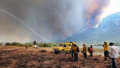 Argentina: Este es el peor incendio forestal de su historia