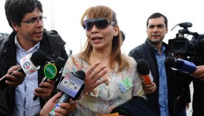 No va más: Fiscal Barreto es separada del caso Orellana