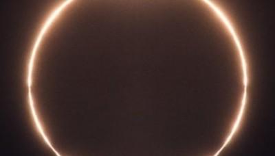 Impresionantes imágenes del mayor eclipse solar de los últimos 15 años