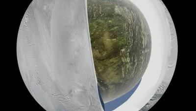 Mar oculto de una luna de Saturno podría albergar vida
