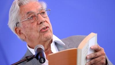 """Vargas Llosa: """"Lamento profundamente que el presidente Humala y Nadine Heredia no les hayan abierto las puertas"""""""