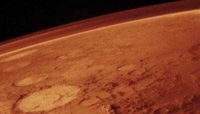 La NASA puede crear aire respirable en Marte
