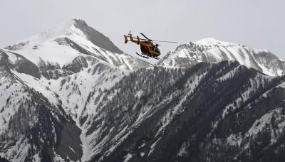 Francia: Un avión se estrella en Los Alpes con 150 personas a bordo