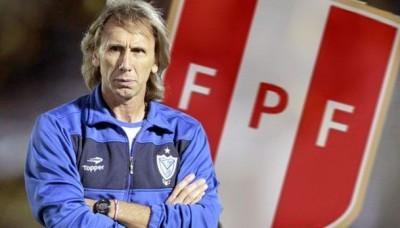Ricardo Gareca es presentado oficialmente como el nuevo DT de la selección peruana de fútbol