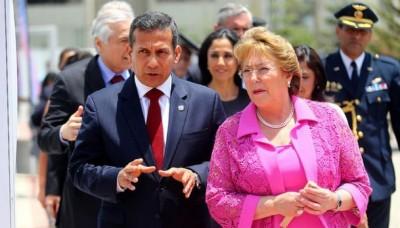 """Humala sobre actos de espionaje: """"La respuesta del Gobierno de Chile no satisface la demanda peruana"""""""