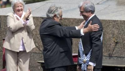 Tabaré Vázquez juró como Presidente de Uruguay por segunda vez