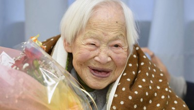 Japón: muere la mujer más longeva del mundo, nació en el siglo XIX