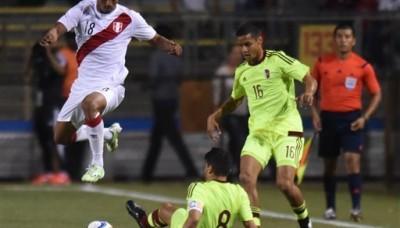 Perú pierde 1-0 contra Venezuela e inicia con derrota la era Gareca