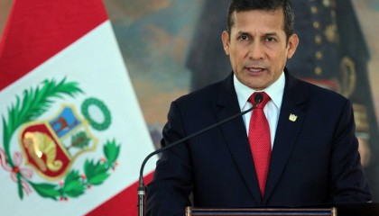 Ollanta Humala demanda que sea Southern la que solucione el conflicto en Tía María