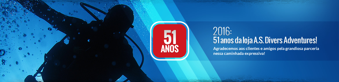 AS Divers 51 anos!