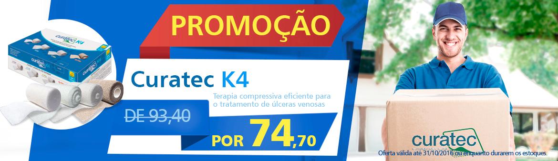 Promoção Curatec K4