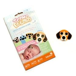 Termo Friends Adesivos indicadores de febre - Babydeas