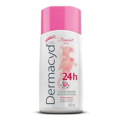 Dermacyd Femina Sabonete Líquido Íntimo - Contém 200ml. Sanofi-Aventis